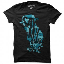 Say My Name - Breaking Bad Official T-shirt