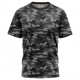 Camouflage Pattern: Military Grey