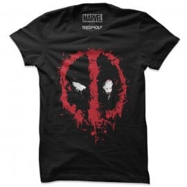 Captain Deadpool - Marvel Official T-shirt