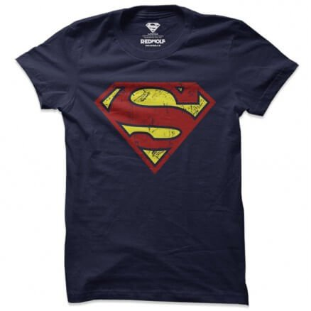 Superman: Logo - Superman Official T-shirt