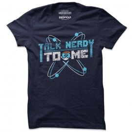 Talk Nerdy To Me - Dexter's Laboratory Official T-shirt