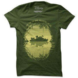 Bare Necessities - Disney Official T-shirt