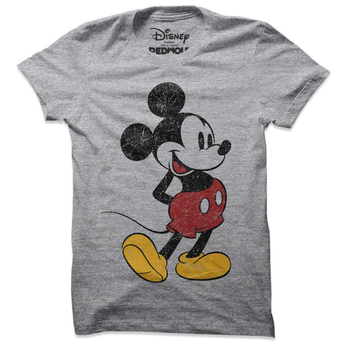 Mickey Mouse: 90s Retro - Disney Official T-shirt