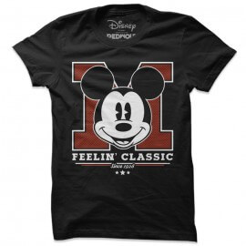 Feelin' Classic - Disney Official T-shirt
