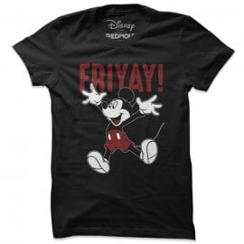 Friyay! - Disney Official T-shirt