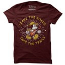Take The Trails - Disney Official T-shirt