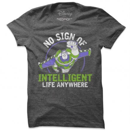 Buzz Lightyear: Intelligent Life  - Disney Official T-shirt
