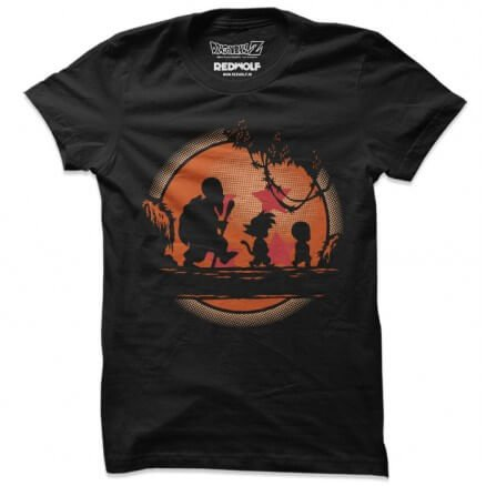 Dragon Hakuna -  Dragon Ball Z Official T-shirt