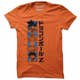 Original Crew -  Dragon Ball Z Official T-shirt