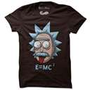 E=MC2 - Rick And Morty Official T-shirt