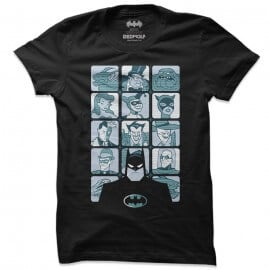 Eyes On Gotham - Batman Official T-shirt