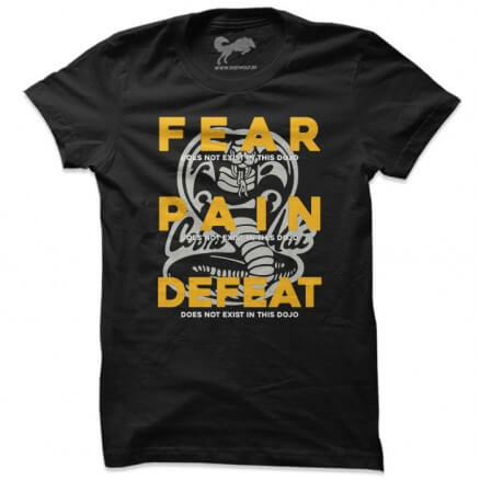 Fear, Pain, And Defeat