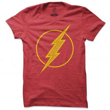 Flash: Logo - The Flash Official T-shirt