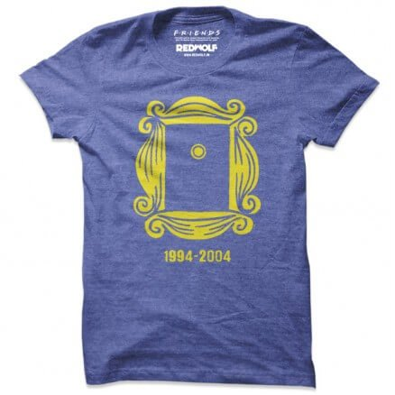 Yellow Frame - Friends Official T-shirt