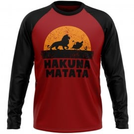 Hakuna Matata - Disney Official Full Sleeve T-shirt