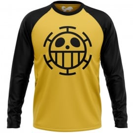 Heart Pirates Logo - Full Sleeve T-shirt