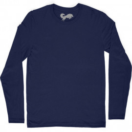 Redwolf Basics: Navy Blue - Full Sleeve T-shirt