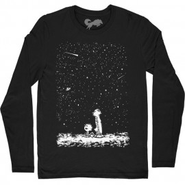 Starry Sky - Full Sleeve T-shirt