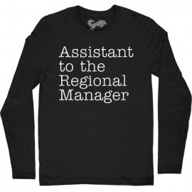Assistant Manager - Full Sleeve T-shirt