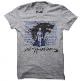 A Girl Has No Name - Game Of Thrones Official T-shirt