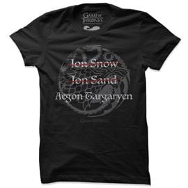Aegon Targaryen - Game Of Thrones Official T-shirt