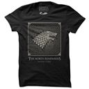 House Stark Shield - Game Of Thrones Official T-shirt