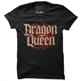 Dragon Queen  - Game Of Thrones Official T-shirt