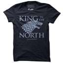King In The North - Game Of Thrones Official T-shirt