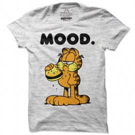 Garfield: Mood - Garfield Official T-shirt