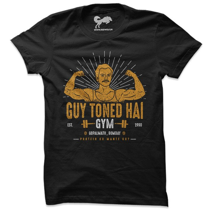 Guy Toned Hai