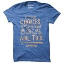 Harry Potter: Choices - Harry Potter Official T-shirt