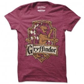 Gryffindor Crest - Harry Potter Official T-shirt