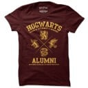 Hogwarts Alumni - Harry Potter Official T-shirt