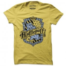 Hufflepuff Crest - Harry Potter Official T-shirt