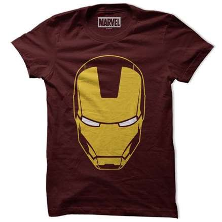 The Invincible Iron Man - Iron Man Official T-shirt