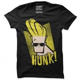 Hunk - Johnny Bravo Official T-shirt