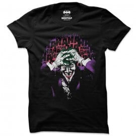 The Deranged Mind - Joker Official T-shirt