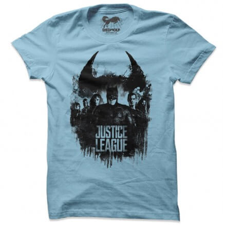 Justice League: Stance - Justice League Official T-shirt