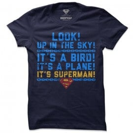 It's Superman - Superman Official T-shirt