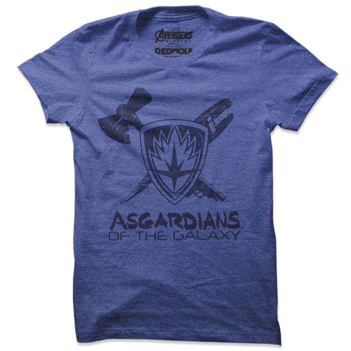 Asgardians Of The Galaxy - Marvel Official T-shirt
