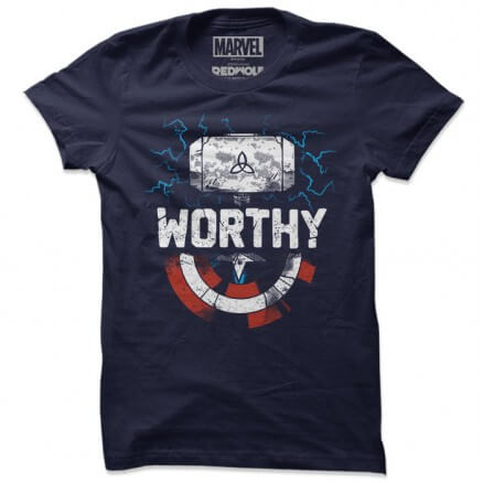 Worthy - Marvel Official T-shirt