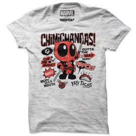 Chimichangas - Marvel Official T-shirt