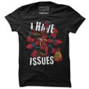 I Have Issues - Marvel Official T-shirt