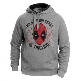 My Common Sense Is Tingling - Marvel Official Sweatshirt