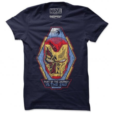 The Final Journey - Marvel Official T-shirt
