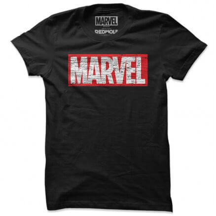 Marvel Logo - Marvel Official T-shirt