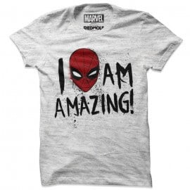 I Am Amazing - Marvel Official T-shirt