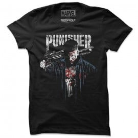 The Punisher: Vengeance  - Marvel Official T-shirt