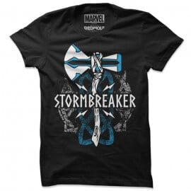 Stormbreaker - Marvel Official T-shirt