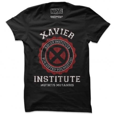 Xavier Institute Alumni - Marvel Official T-shirt